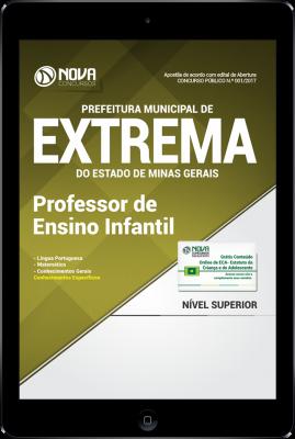 Download Apostila Prefeitura Municipal de Extrema-MG PDF - Professor de Ensino Infantil