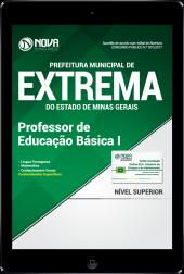 Download Apostila Prefeitura Municipal de Extrema-MG PDF - Professor de Educação Básica I