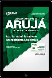 Download Apostila Câmara Municipal de Arujá-SP PDF - Auxiliar Administrativo e Recepcionista Legislativo