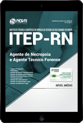Download Apostila ITEP-RN PDF - Agente de Necropsia e Agente Técnico Forense