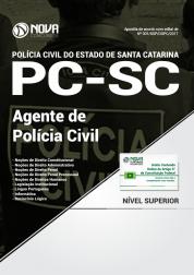 Apostila PC-SC - Agente de Polícia Civil