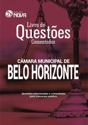 Livro de Questões - Câmara de Belo Horizonte-MG