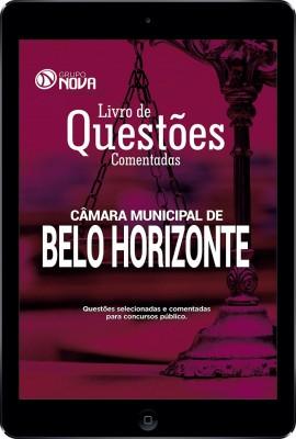 Download Livro de Questões - Câmara de Belo Horizonte-MG PDF