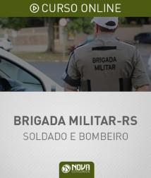 Curso Online Brigada Militar-RS - Polícia Ostensiva e Bombeiro Militar