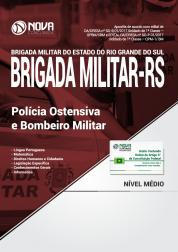 Apostila Brigada Militar-RS - Polícia Ostensiva e Bombeiro Militar