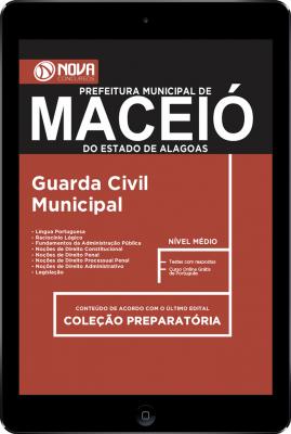 Download Apostila Prefeitura Municipal de Maceió-AL PDF - Guarda Civil Municipal