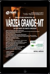 Download Apostila Prefeitura de Várzea Grande - MT PDF - Técnico em Desenvolvimento Educacional